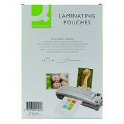 Q-Connect Laminating Pouches A5 125 microns Pack 100 KF04108